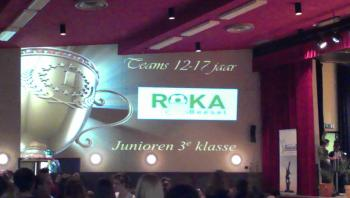 Sportgala Junioren A1 - 2013